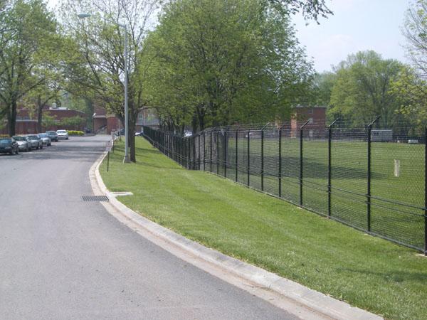 Anti Ram Cable Hercules Fence Maryland Virginia Dc