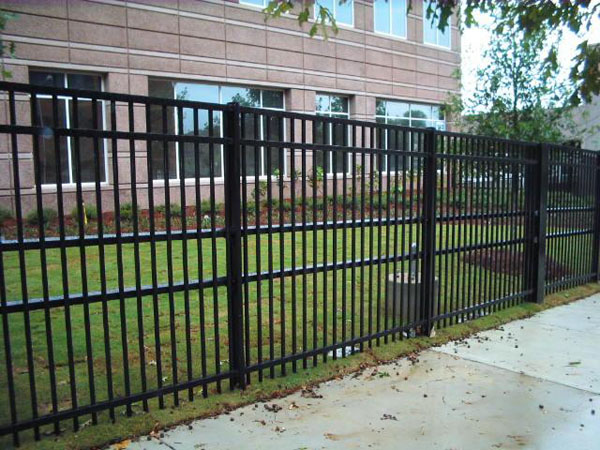 Non Climb Fence Chain Link Fencing Hercules Fence
