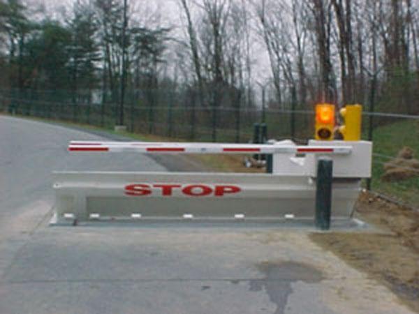 Anti Ram Barriers Hercules Fence Maryland Virginia Dc
