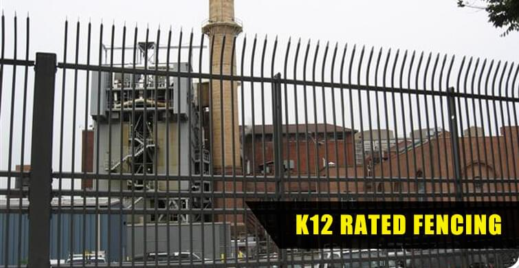 High security fencing hercules fence maryland