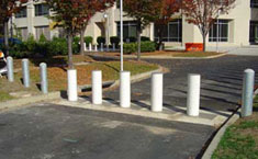 DoS K12 NMSB VI Retractable Bollards